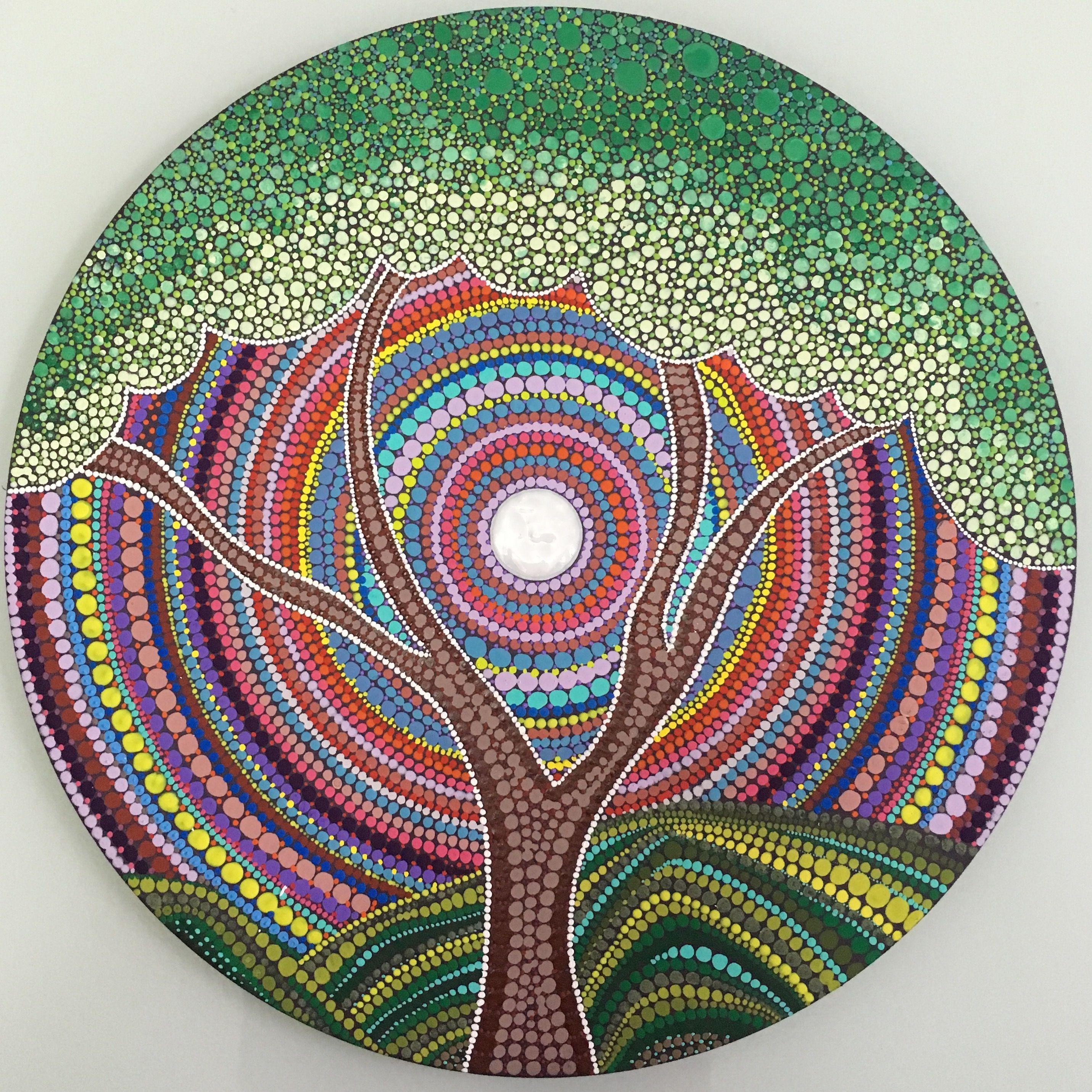 mandala mindfulness got inspiration from artists dot painting