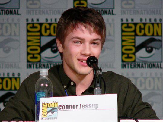Connor Jessup-Comic Con