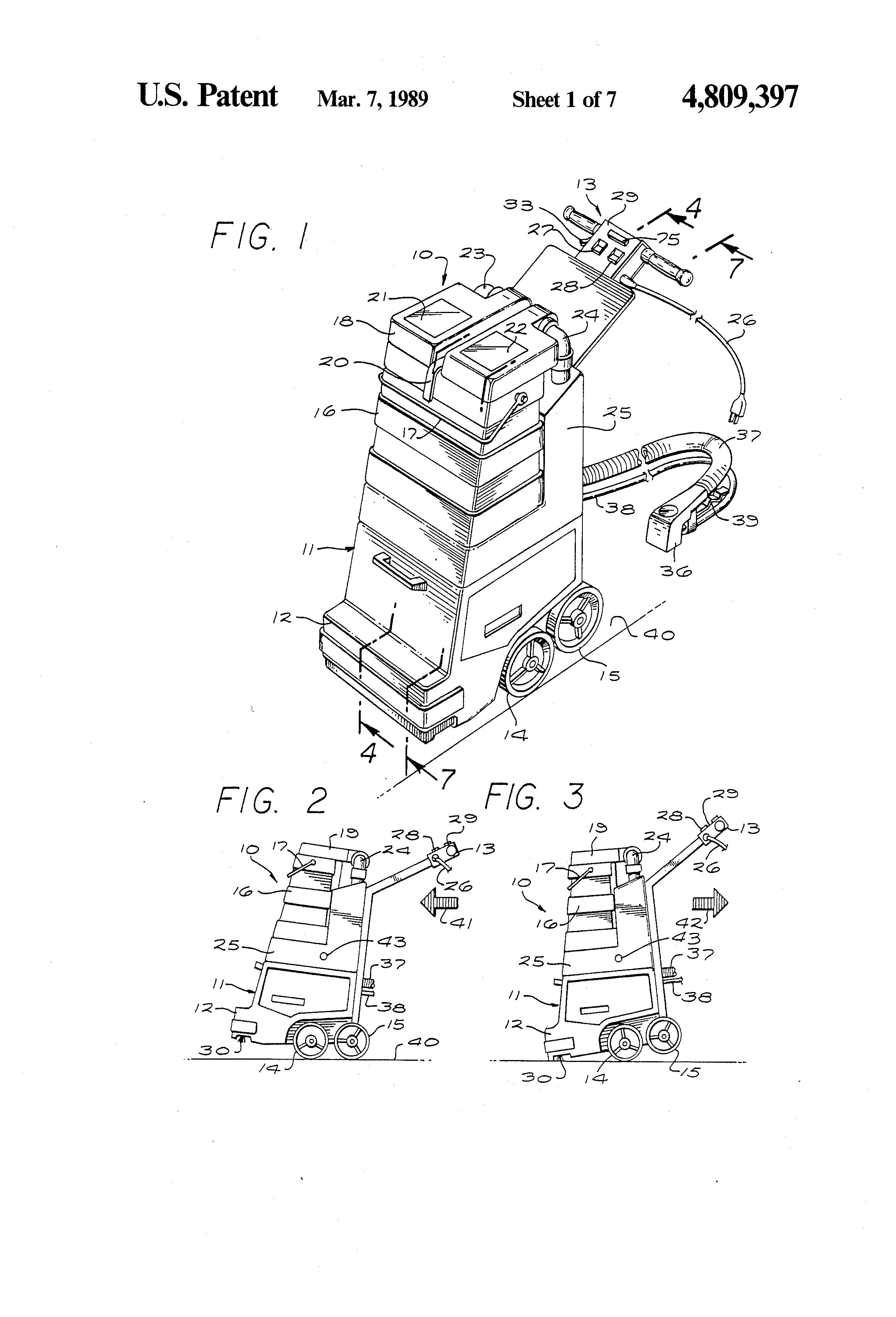 Rug Doctor Parts