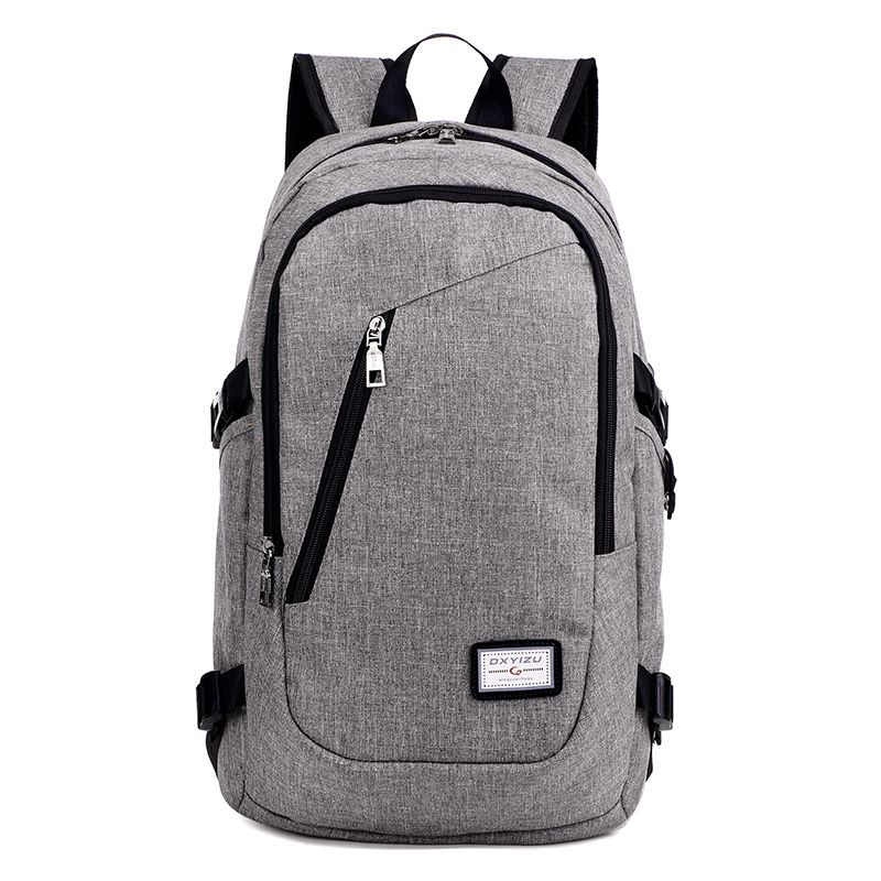New Fashion couple Backpacks High Quality Travel Bags USB Backpack ...