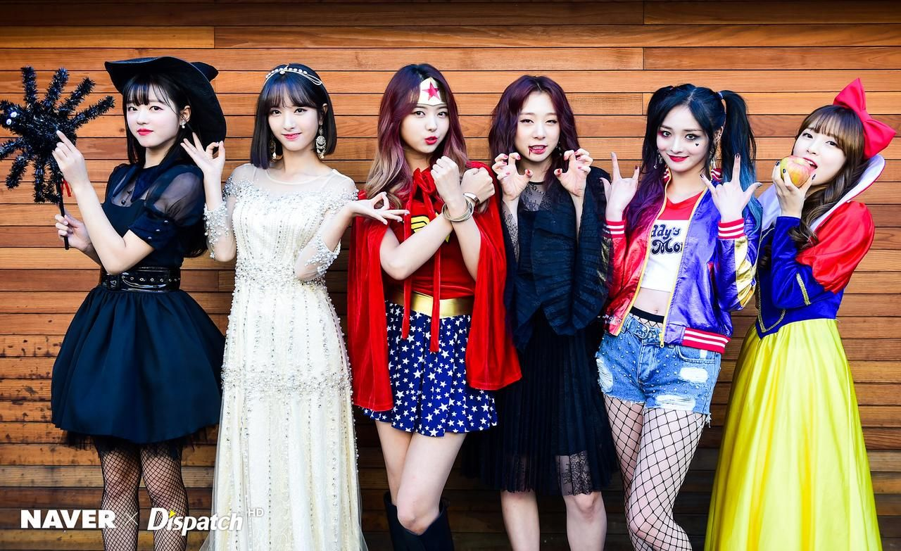 These Are The Most Iconic K Pop Halloween Costumes Of 2017 Koreaboo Feminino Coreana