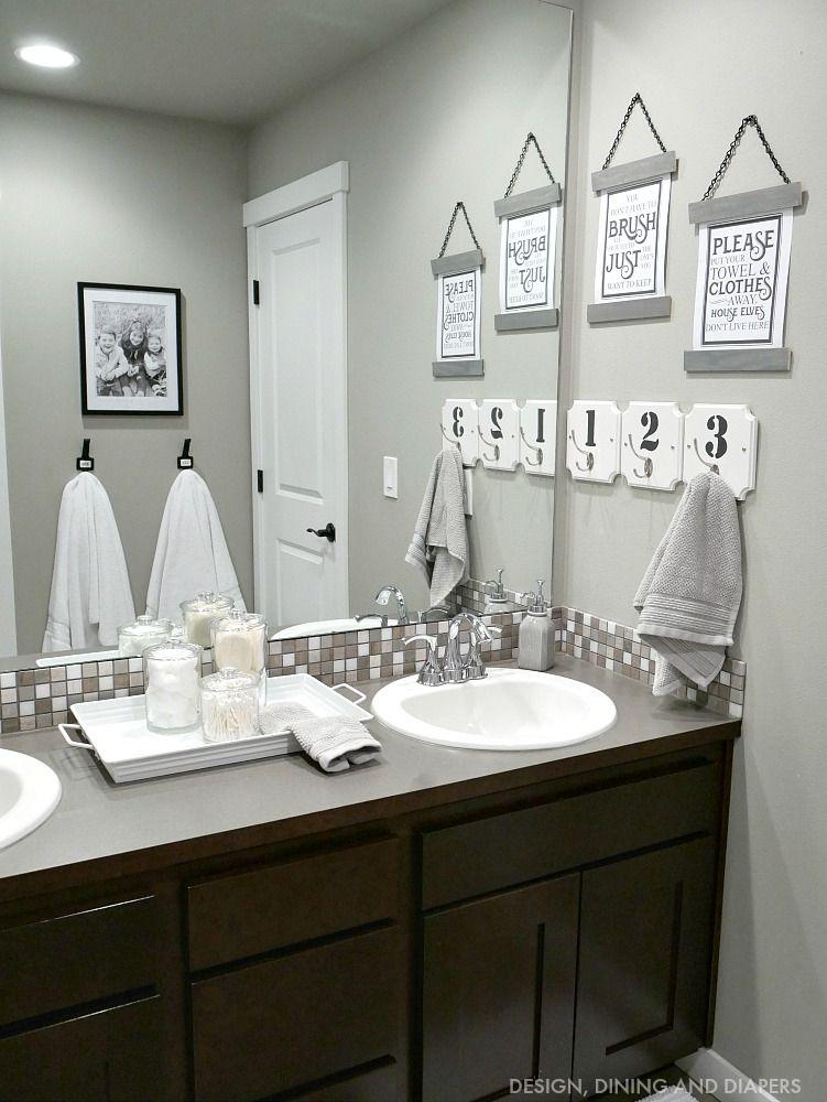 Kids Bathroom Decor Kid Bathroom Decor Bathroom Design Decor