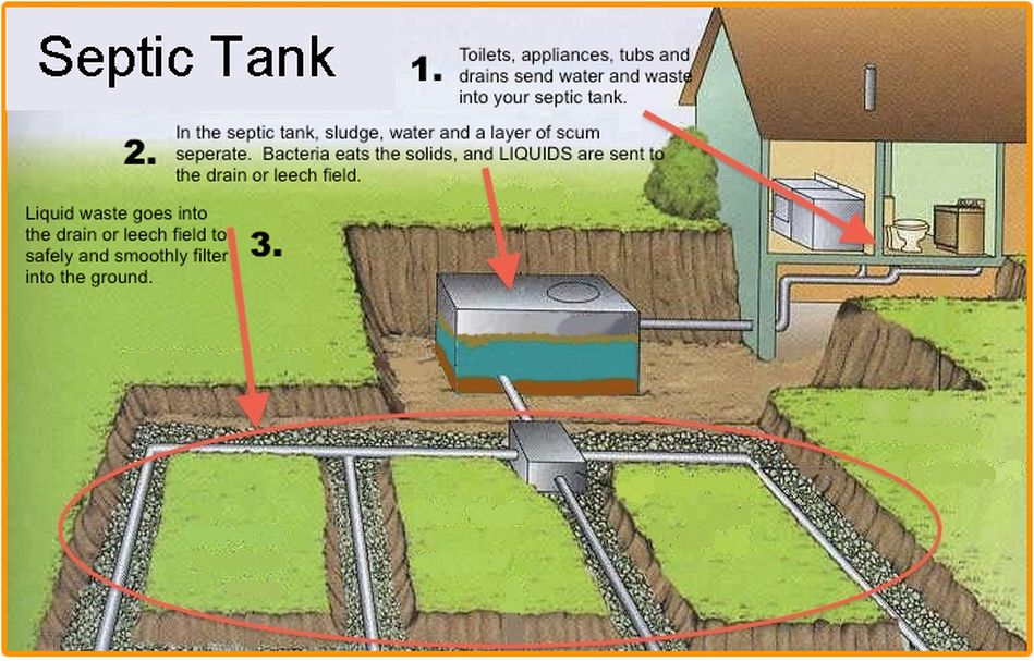 Septic Tanks Explained McCoy Wright Realty Septic tank