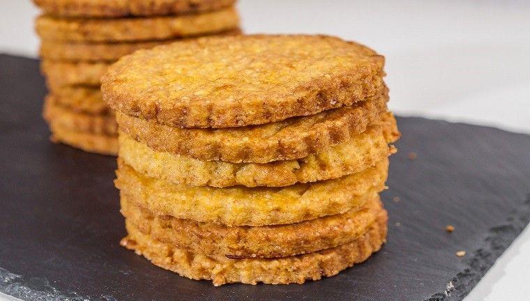 Sables Au Beurre De Normandie Recettes Faciles Recette Facile Alimentation Cookies Recette