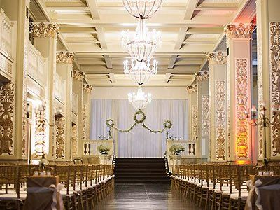 The Historic Cadre Building Memphis Tennessee Wedding Venues 1