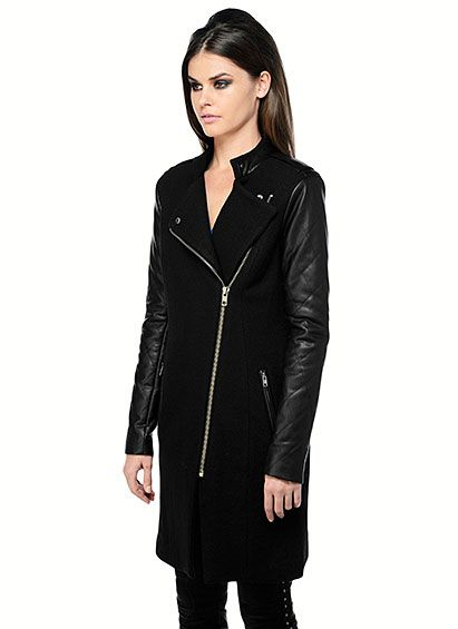 BB Dakota Official Store, Melinda Coat, black, Outerwear : My new winter coat!