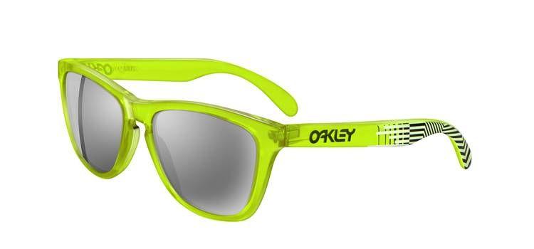oakley verdi fluo