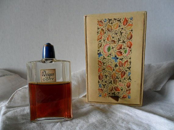 Dating coty perfume bottles