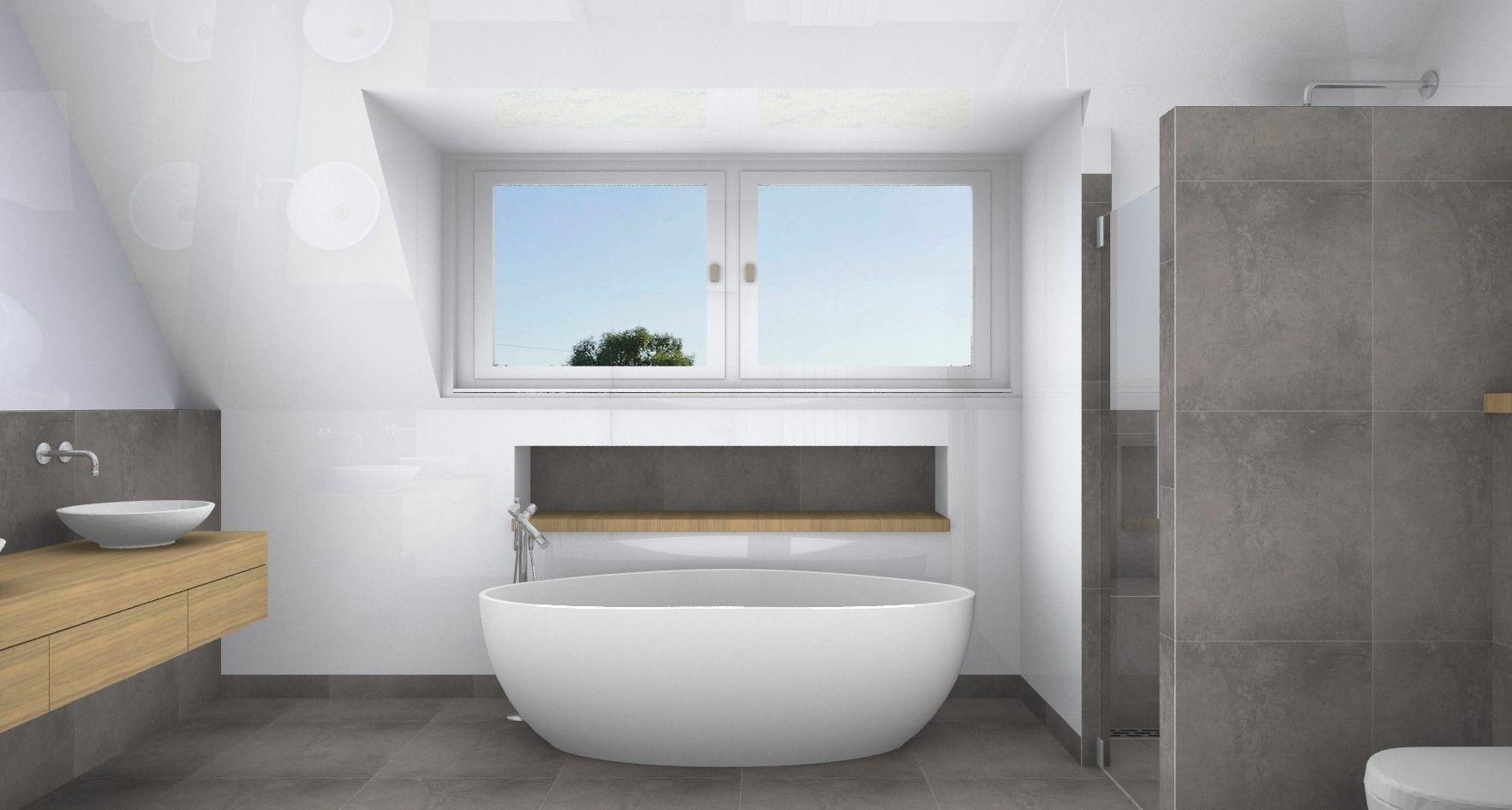 Ontwerp voor een luxe #badkamer bij Van Wanrooij | Luxe badkamers ...