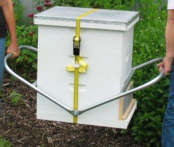 Перевозчик Улья #beekeepingideas | Backyard bee, Bee ...