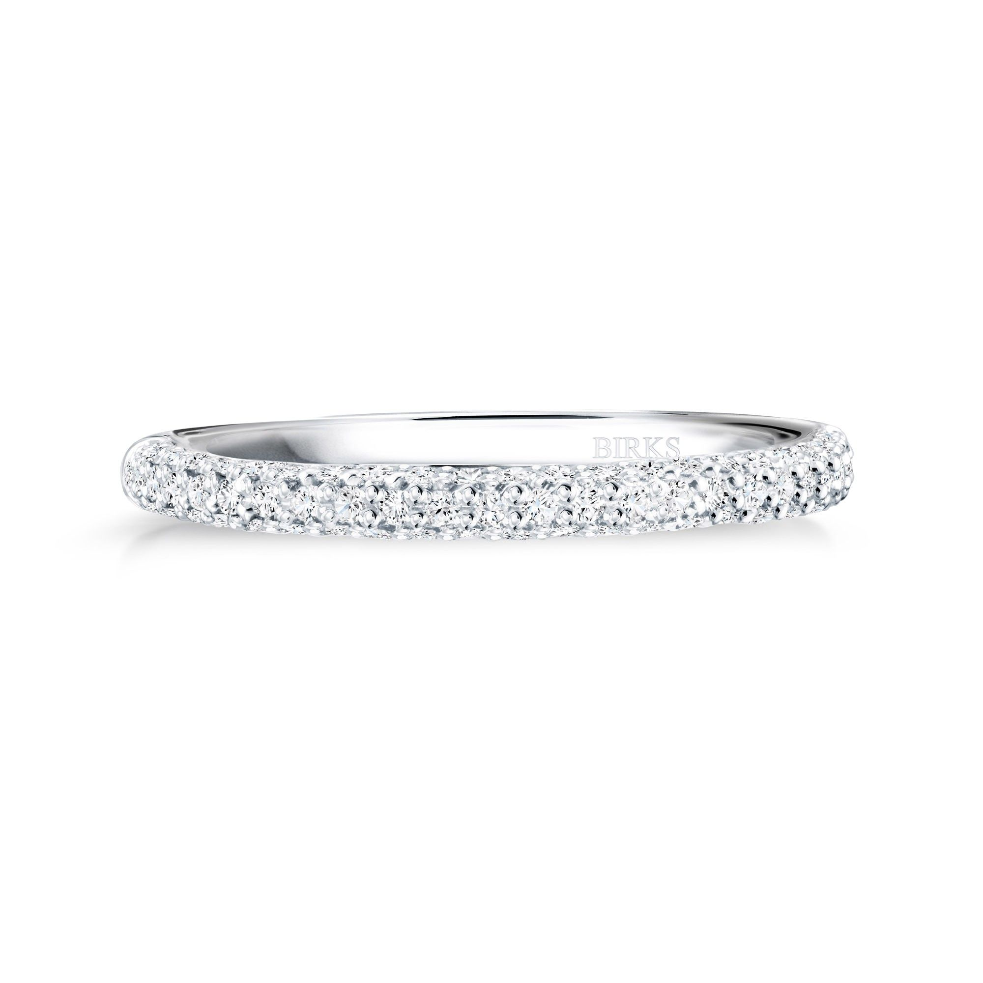 White Gold And Diamonds Wedding Band For Her Mens Diamond Wedding Bands Diamond Wedding Bands Wedding Bands For Her