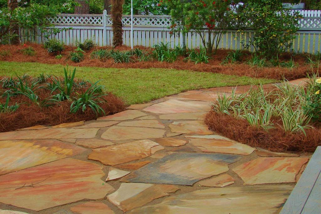 Pavers Hardscapes Gulfside Landscaping Pensacola Fl Hardscape Garden Design Unique Gardens