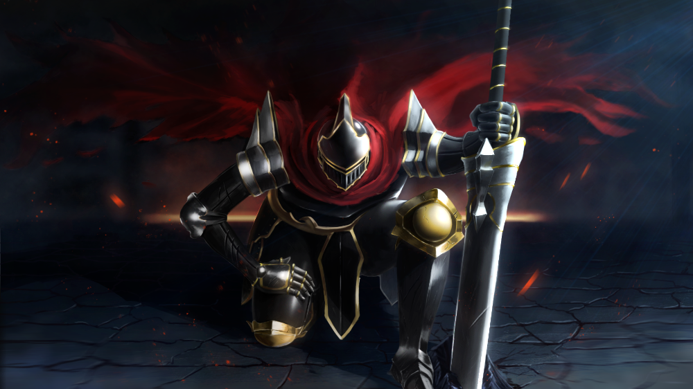 Anime Overlord Momon Overlord Ainz Ooal Gown Wallpaper Anime Anime Images Anime Wallpaper
