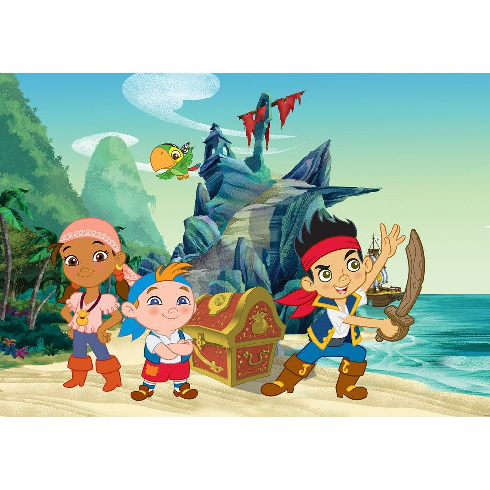 Home > Disney Jake & The Never Land Pirates Wallpaper | Ideas for ...