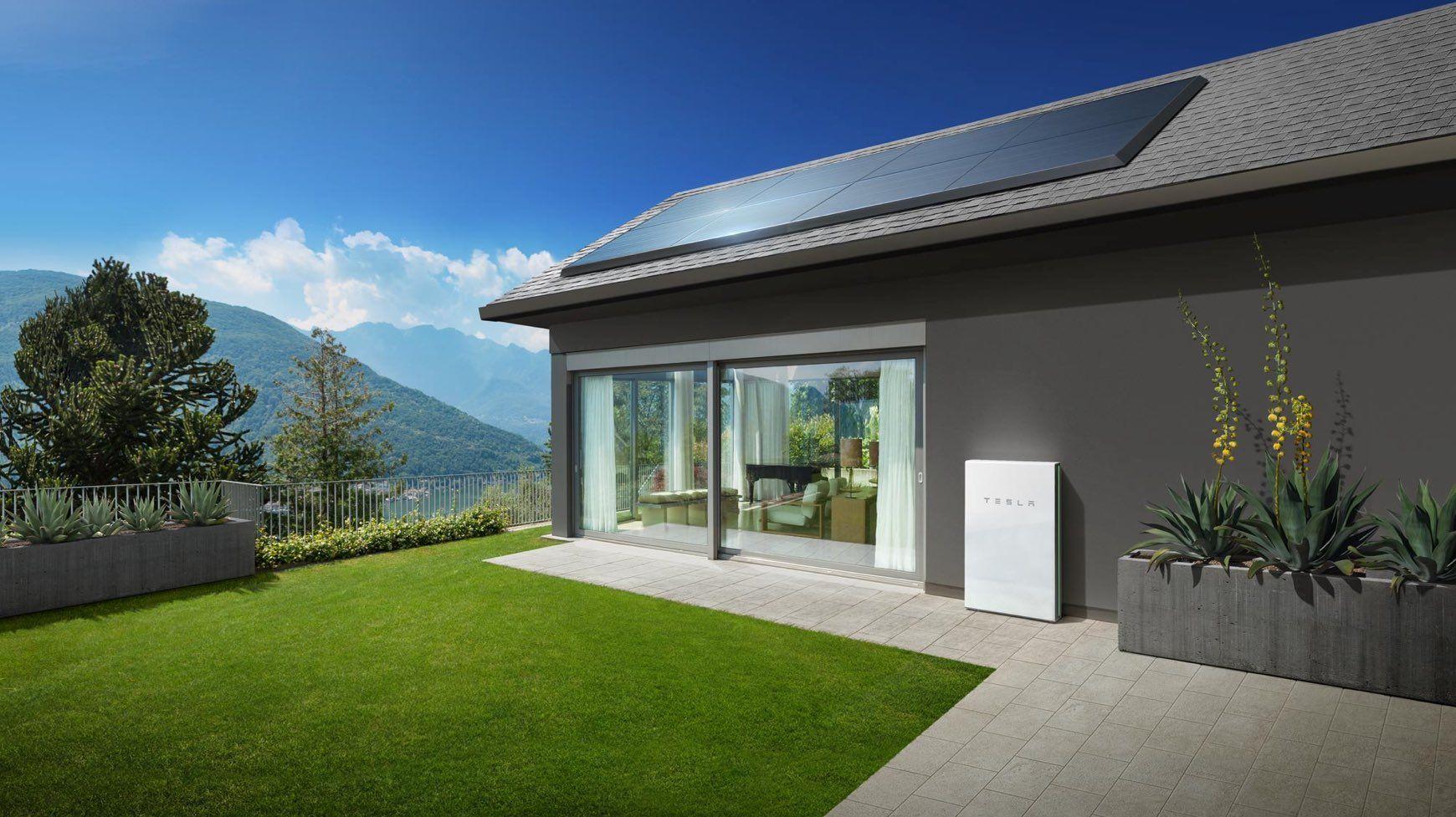 Overview Tesla With Images Powerwall Solar Panels Tesla Powerwall