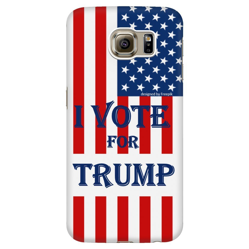 I Vote For TRUMP Case for iPhone & Samsung