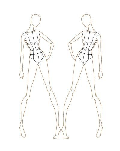 Image result for fashion drawing template fashion illustration image result for fashion drawing template pronofoot35fo Choice Image