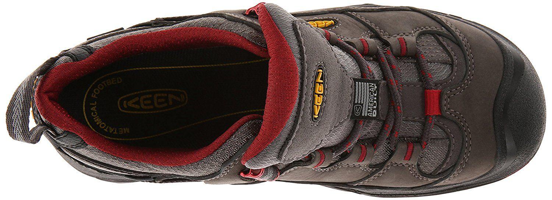 2c2d9fe8407 KEEN Women's Durand Low Waterproof Hiking Shoe -- You can get more ...