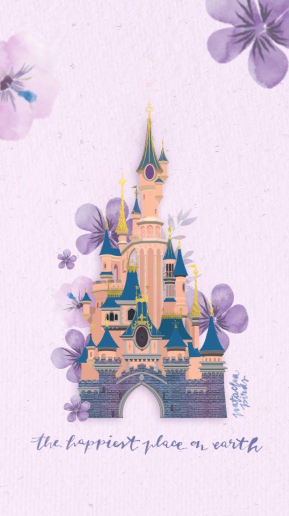 Http Www Natacha Birds Fr Wp Content Uploads 2016 07 Iphone6 Jpg Papier Peint Disney Fond D Ecran Iphone Disney Chateau De Disneyland