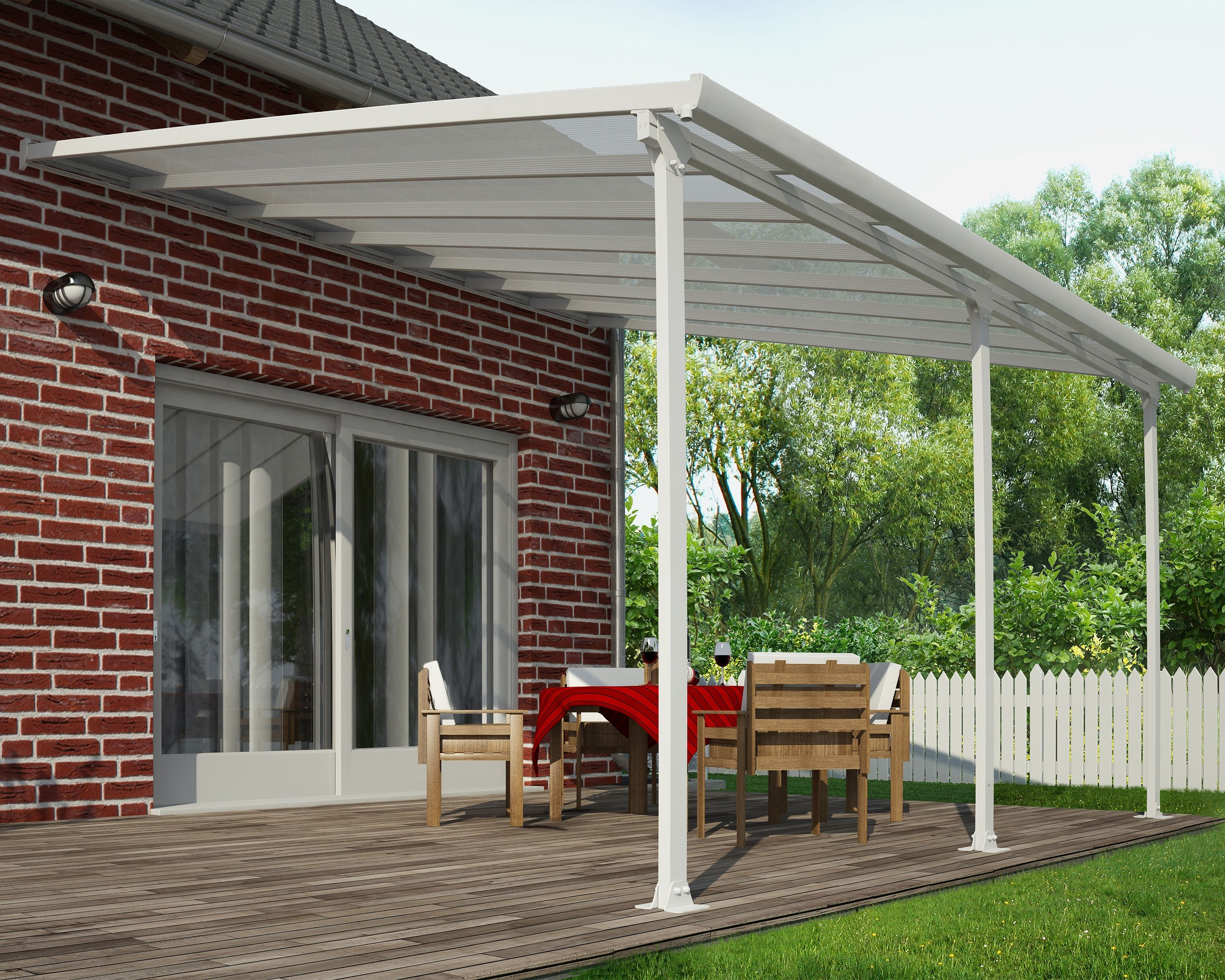 and pertaining to metal designs ideas garden x screened contemporary sizing patio over roof porch for
