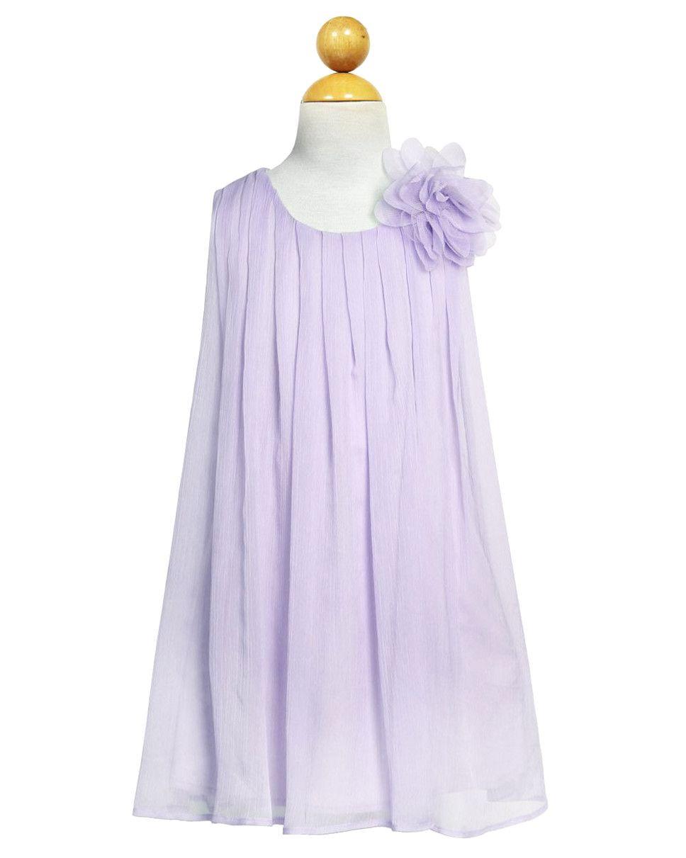 816069c6ca9 Ivory And Cadbury Purple Flower Girl Dresses