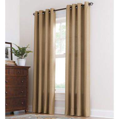 Linden Street Thompson Grommet Top Curtain Panel Found At