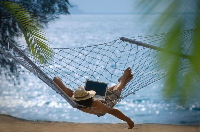 Hammock on the beach! | All Aboard!!! Bucket List ...
