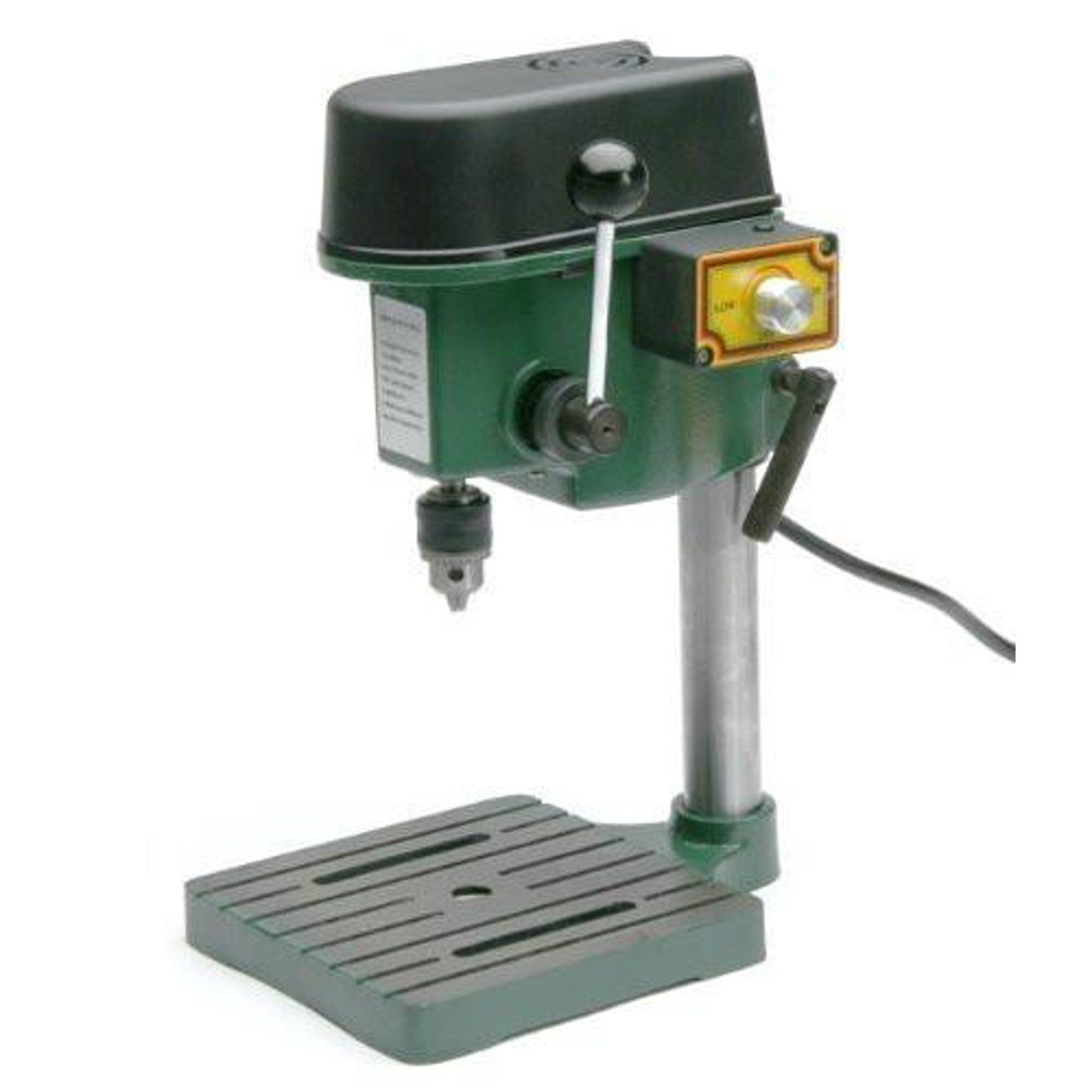 Variable Speed Mini Hobby Drill Press in