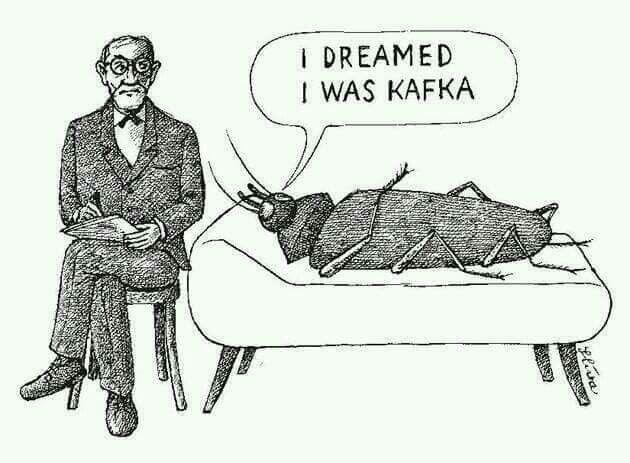 I dreamed