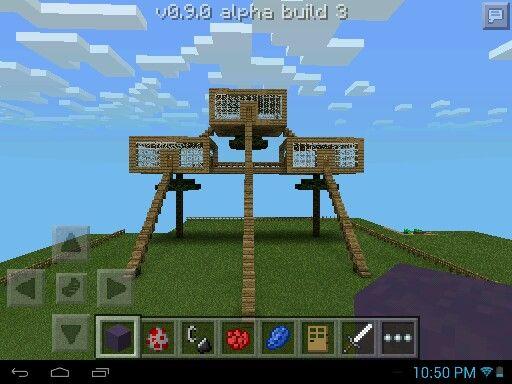 My House On Minecraft 0 9 0 Alpha Build 3 My House Building Minecraft