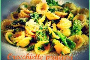 Orecchiette pugliesi | Una cucina da single | Pinterest