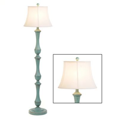 Kirkland Floor Lamps Turquoise Hadley Floor Lamp  Hadley Floor Lamp And Room