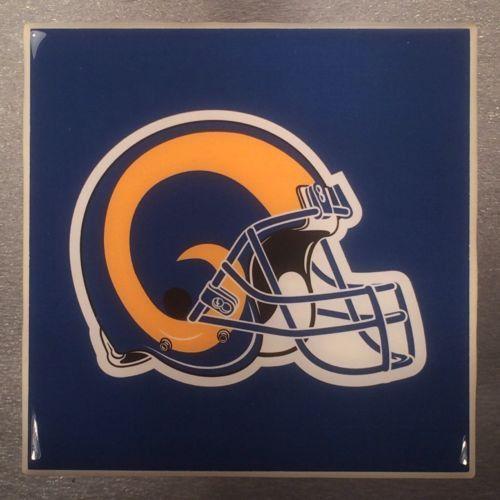 SF 49ers Football Ceramic Coasters