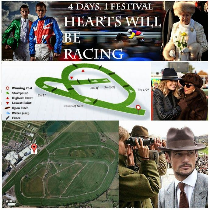 Furlong Fashion : Day one has finally arrived of The Cheltenham Fest...