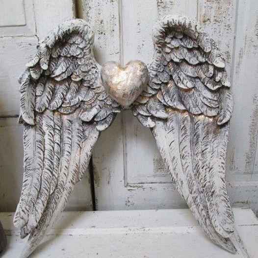 Coeur D Ange Angel Wings Wall Decor Angel Wings Wall