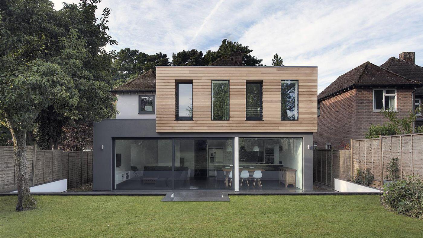 Medic's House — AR Design Studio | Contemporary Architects Winchester