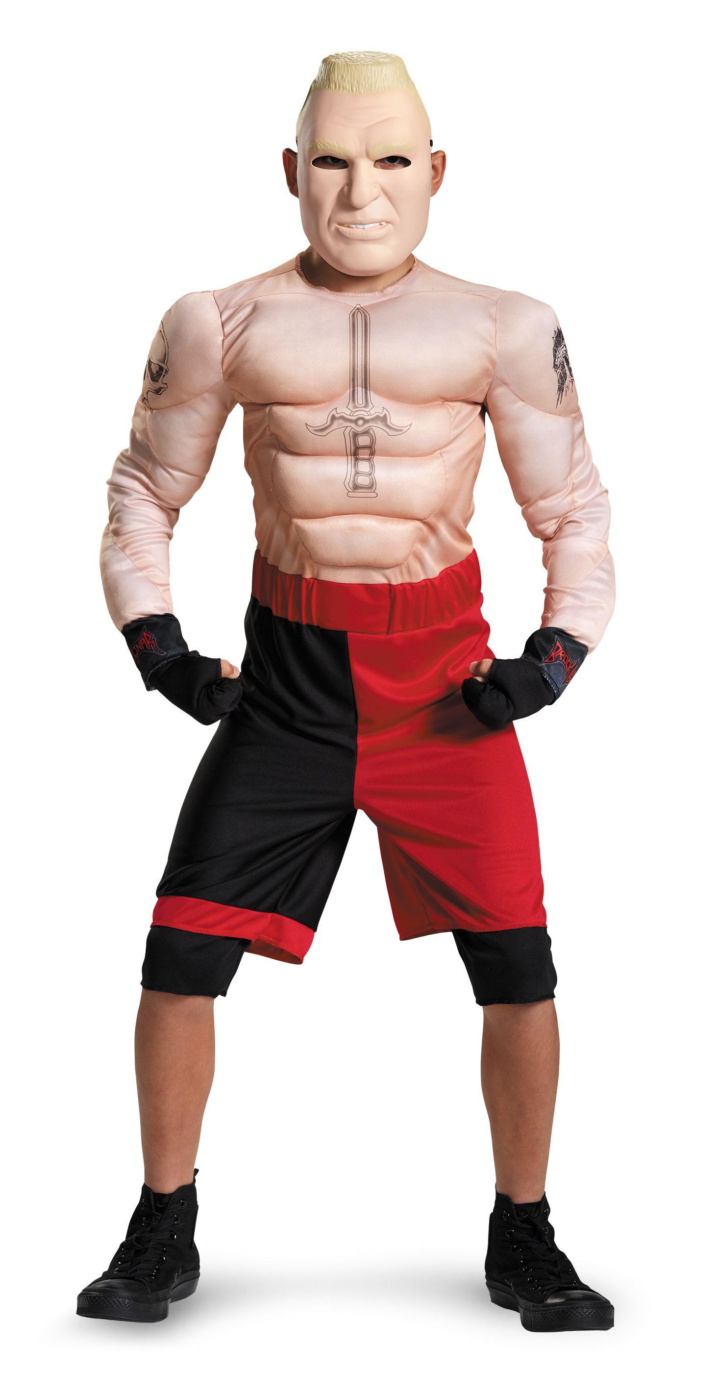 Brock Lesnar Youth Halloween Costume | * WWE Superstar Halloween ...
