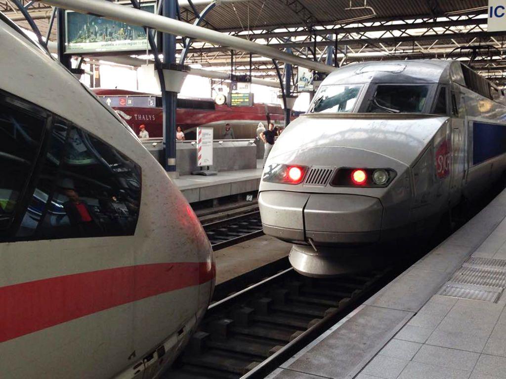 When Cross Border Trains Travel Unite Saveatrain Com
