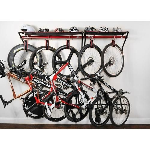 Attractive VeloGrip Vertical Bike Storage Rack
