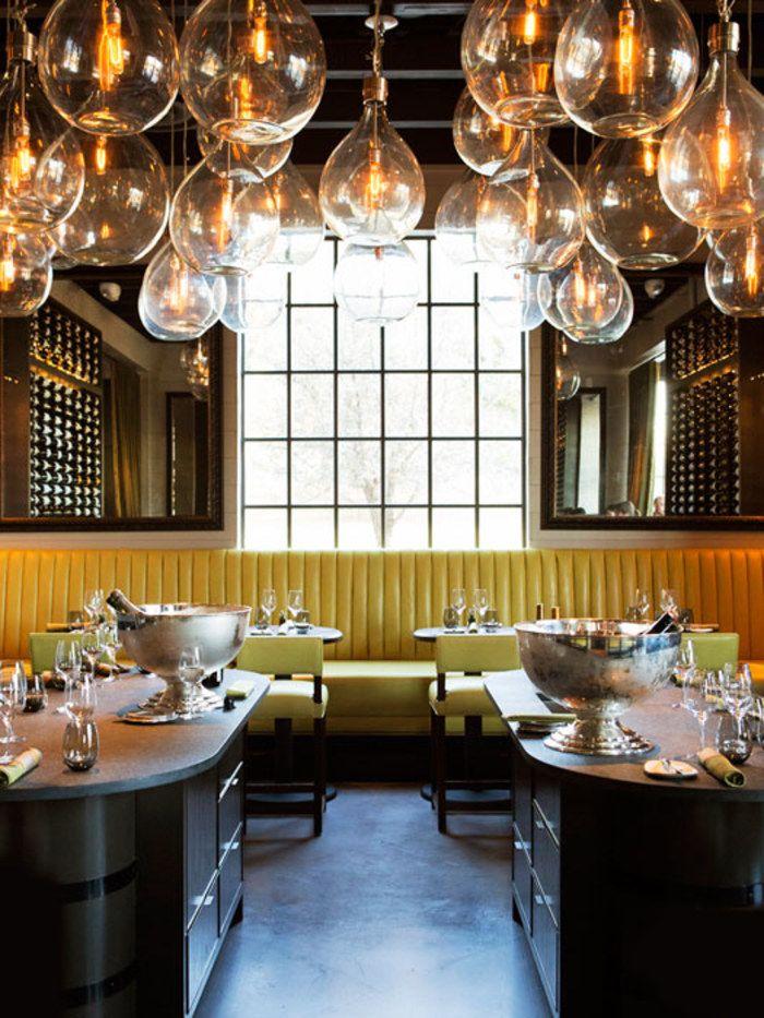 Luxury Restaurants Lav Restaurant Bar Area Around The World Www Bocadolobo Luxuryrestaurant Luxuryhotel Lifestyle