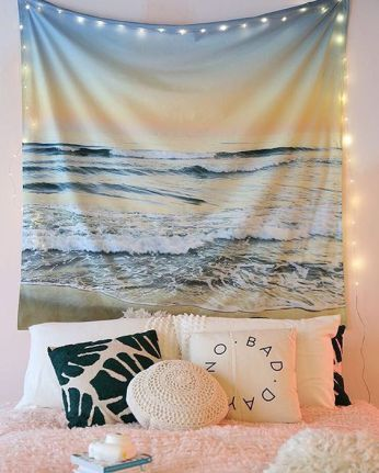 Ways To Decorate Your Dorm Room Based On Your Zodiac Sign is part of Dorm decor Beach - For die hard horoscope believers, it is worth looking into how your zodiac sign influences how you decorate your dorm room this semester!