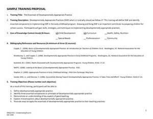 Seminar Proposal Sample  Bing Images  Training