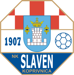 Nk Slaven Belupo Koprivnica Croatia Prvahnl Football Logo Koprivnica Soccer Team