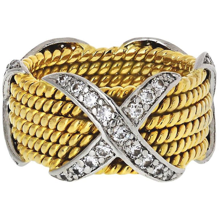 11++ Tiffany and co wedding rings gold information