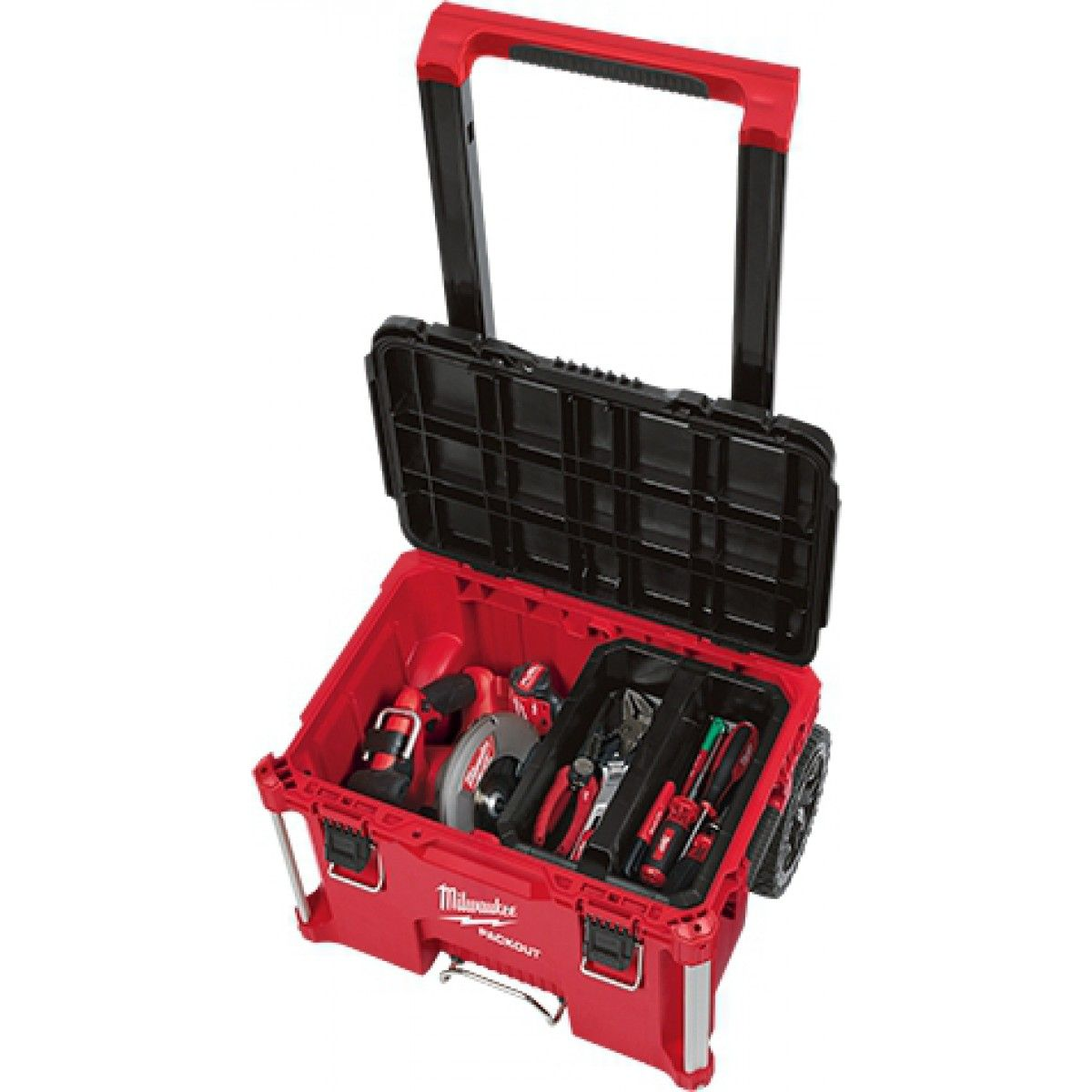 Milwaukee 48 22 8426 Packout Rolling Tool Box Rolling Tool Box Tool Box Tools