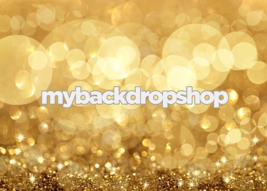 7ft x 5ft Gold Glitter Photography Backdrop for Photos - Senior Portrait Background or Prom Picture Photo Backdrop - Item 617. $68.99, via Etsy.