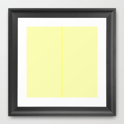 Re-Created ONE No. 35 Framed Art Print by Robert S. Lee - $35.00