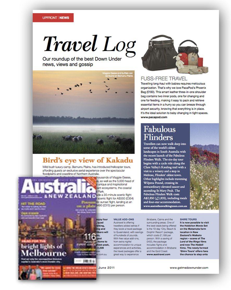Australia & New Zealand Magazine May '11