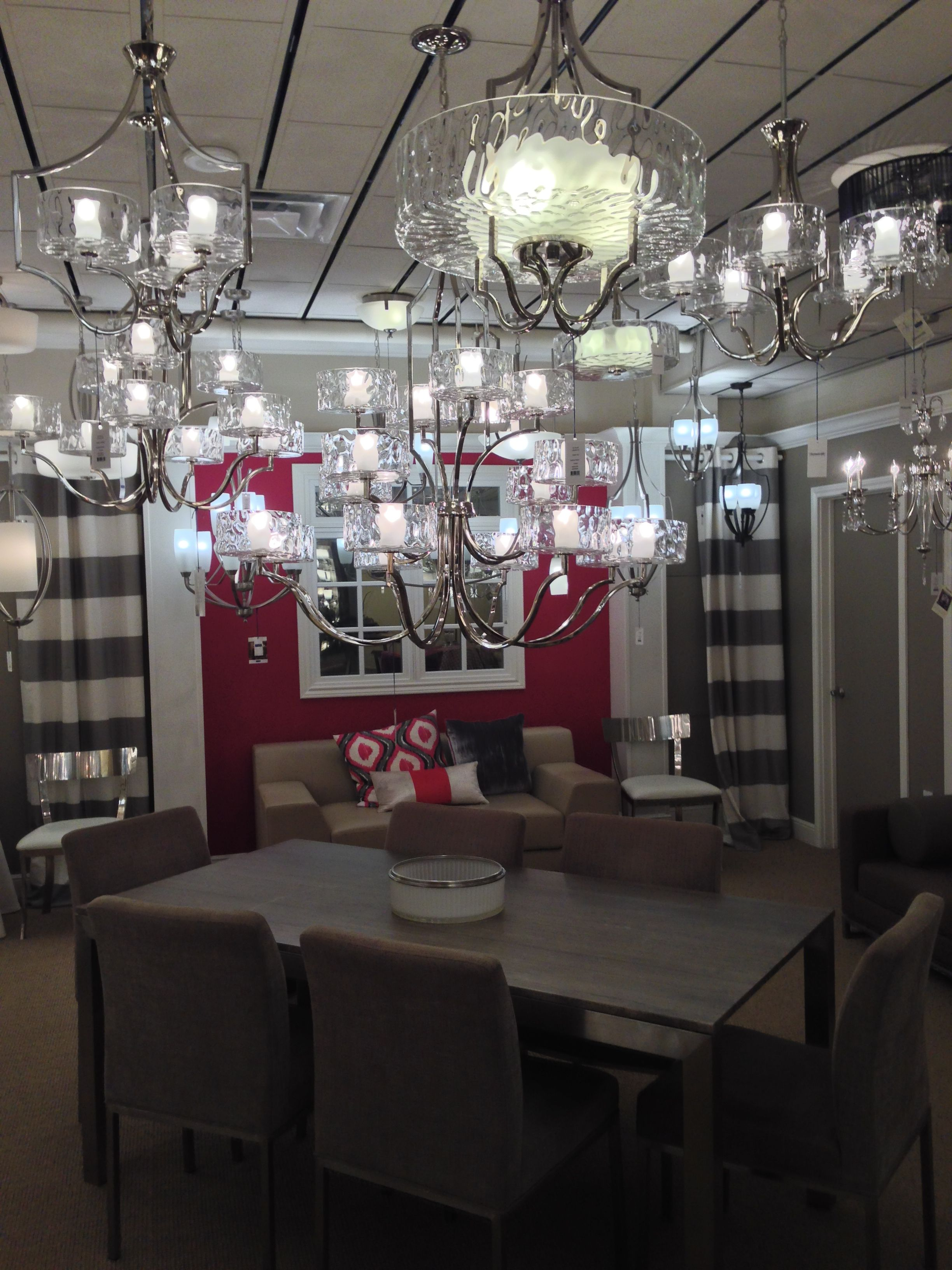 Caress chandeliers for a touch of elegance DallasMarket January