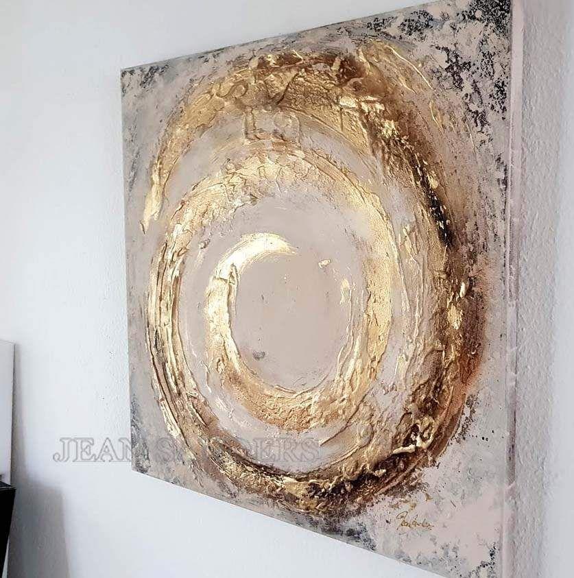 acrylmalerei jean sanders 80x80x4cm struktur ein designerstuck von jeansanders bei dawand abstrakte malerei acryl selbstgemachte leinwandkunst bilder kunst kaufen